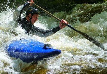 3 jours de  stage   pour découvrir le canoë kayak